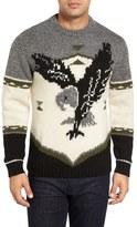 Woolrich Men's Outdoor Motif Sweater