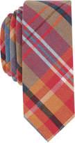 Original Penguin Men's Regale Plaid Skinny Tie