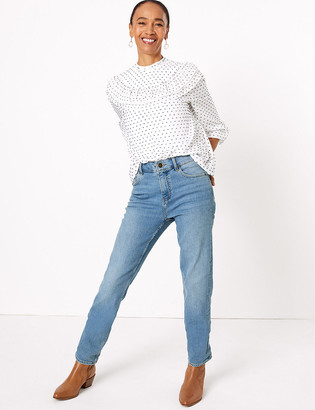 Marks and Spencer Sienna Straight Leg Jeans