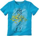 Carter's Short-Sleeve Scuba Tee - Preschool Boys 4-7