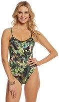 Lucky Brand Coastal Palms One Piece Swimsuit 8157818