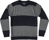 RVCA Men's Channels Crew Sweatshirt