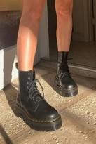 Dr. Martens Jadon Platform 8-Eye Boots - black UK 3 at Urban Outfitters
