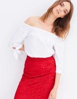 Miss Selfridge Bardot Tunic