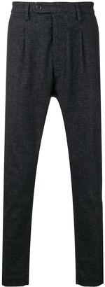 Melange Home Knit Trousers