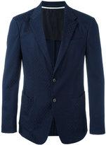 Z Zegna classic blazer - men - Cotton/Spandex/Elastane/Cupro/Viscose - 50