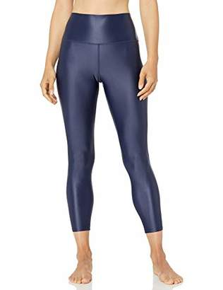 Core 10 Women's Standard Icon Series Liquid High Waist Yoga 7/8 Crop Legging