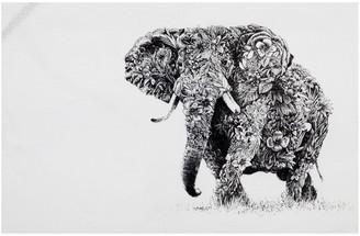 Maxwell & Williams Marini Ferlazzo African Elephant Tea Towel 50 x 70cm