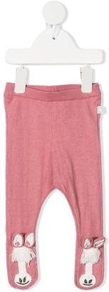Stella Mccartney Kids Knitted Horse Trousers