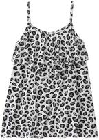 Gymboree Leopard Swing Tank