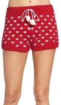 Betsey Johnson Sweater Pajama Shorts