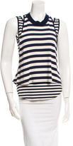 Elizabeth and James Striped Sleeveless Top w/ Tags