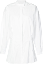 Ellery Flared Button-Down Shirt