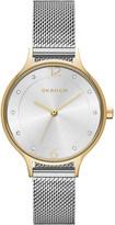 Skagen Anita stainless steel watch