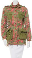 Thakoon Printed Lightweight Jacket