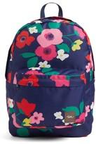Tea Collection Girl's Scotland Garden Backpack - Blue