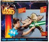 Star Wars Yoda Shaped Wall Puzzle