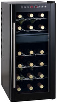 Sunpentown 18 Bottle Dual Zone Freestanding Wine Refrigerator