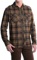Jeremiah Piedmont Shirt - Long Sleeve (For Men)