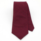 General Knot & Co Bordeaux Requisite Necktie