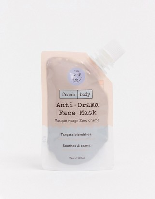 Frank Anti Drama Face Mask Pouch 35ml-No Color