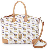 Dooney & Bourke LSU Leather Satchel