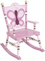 Levels of Discovery CoCaLo Baby Sugar Plum Rocking Chair by