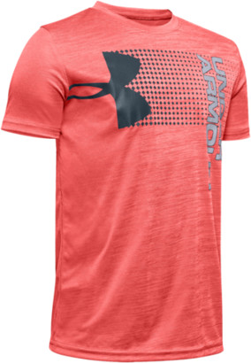 Under Armour Crossfade T-Shirt - Martian Red / Wire
