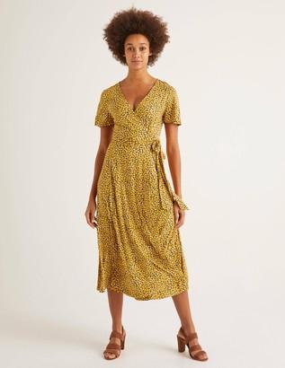 Cassia Jersey Midi Dress