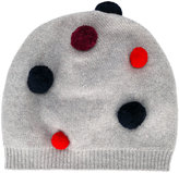 Il Gufo pompom knitted hat