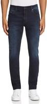 Mavi Jeans James Super Slim Fit Jeans in Ink Williamsburg