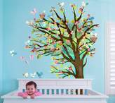 Oopsy Daisy Fine Art For Kids Peel and Place Cherry Blossom Tree by Winborg Sisters, 54 by 60-Inch
