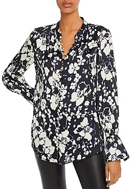Joie Tariana Floral Printed Shirt
