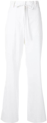 Tom Ford High-Waisted Drawstring Trousers