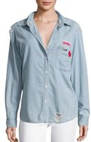 Rails Original Patch Chambray Shirt