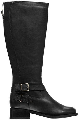 Linea Flat Heel Knee High Boots
