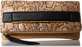 BCBGeneration Ready To Roll Clutch Women Nude Clutch