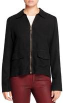 XCVI Zip Front Jacket
