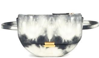 Wandler Anna Buckle leather belt bag