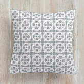 Minted Modern Rattan Self-Launch Square Pillows