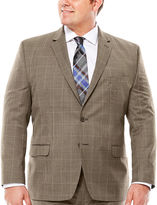COLLECTION Collection by Michael Strahan Tic Plaid Jacket - Big & Tall