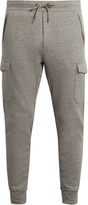Polo Ralph Lauren Cargo interlock-jersey track pants