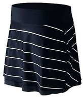 New Balance Challenger Reversible Skirt Womens Navy