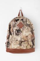 Kimchi & Blue Kimchi Blue Feline Collage Backpack