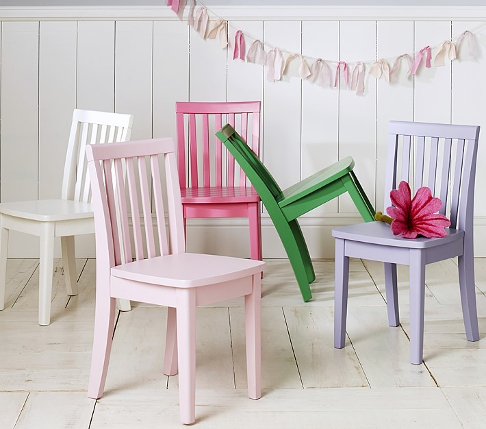 Pottery Barn Kids Carolina Play Chairs