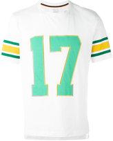 Paul Smith 17 patch T-shirt - men - Cotton - XL