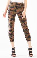 BCBGMAXAZRIA Stan Camouflage Pant