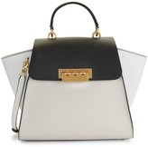 Zac Posen Eartha Colorblock Leather Top Handle Bag