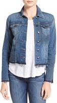 Joe's Jeans Women's 'Collector's Edition - Stevie' Button Front Denim Jacket