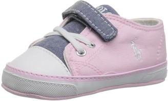 Polo Ralph Lauren Kids Baby-Girl's Koni Crib Shoe